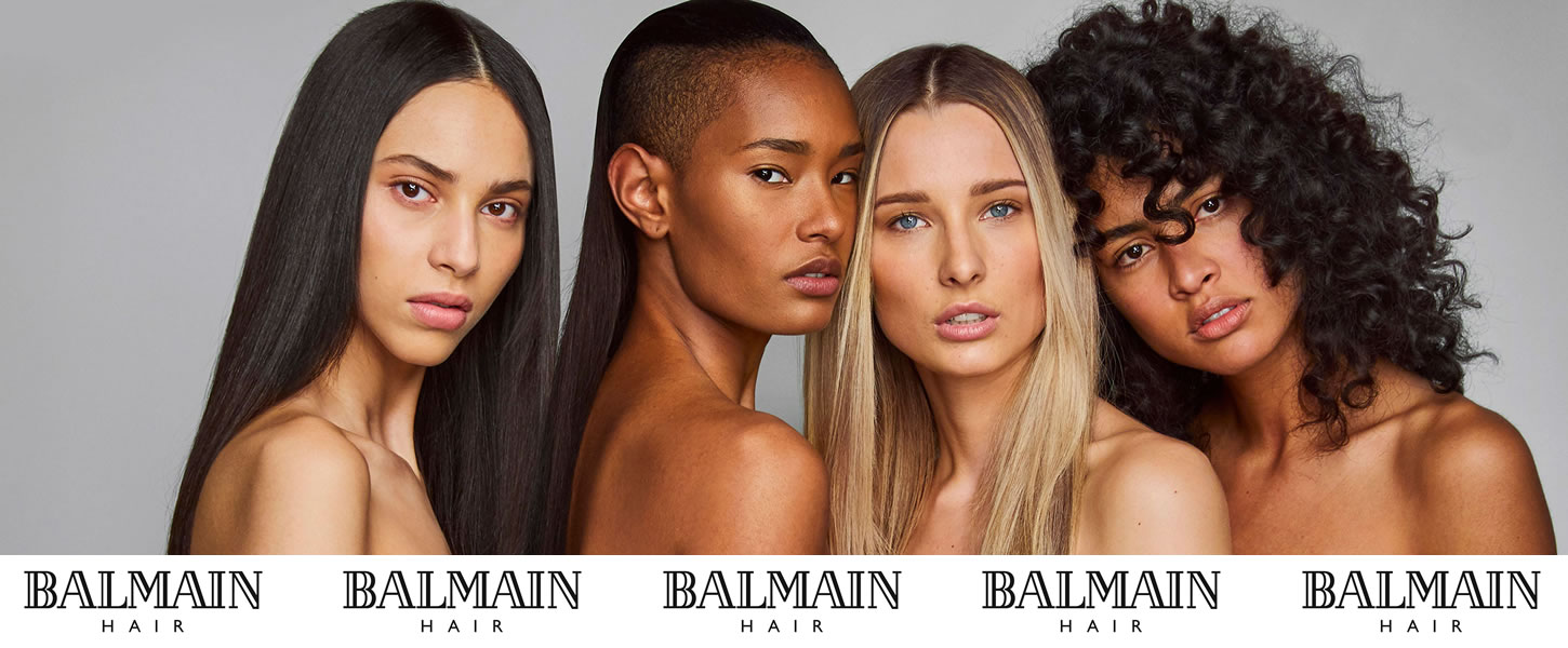 Balmain Hair Extensions