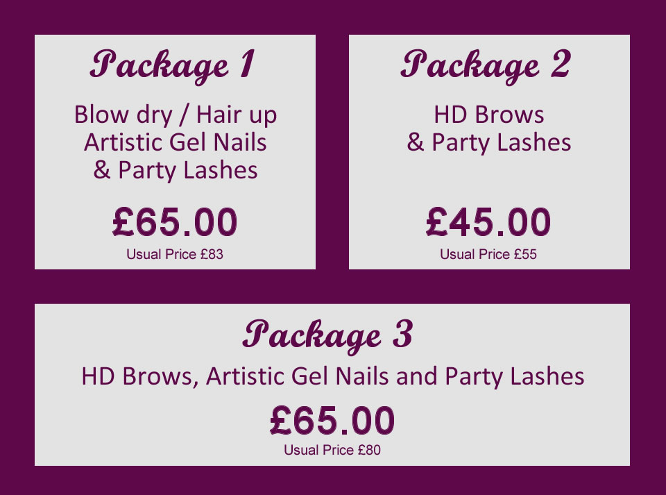 Beauty Package Offers